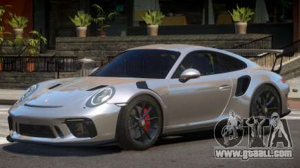 Porsche GT3 V1.1 for GTA 4