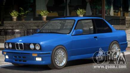 BMW M3 E30 ST for GTA 4