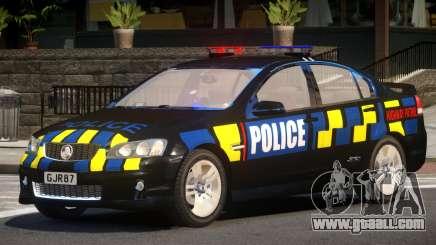 Holden VE Commodore Police V1.0 for GTA 4