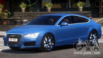 Audi A7 ST for GTA 4