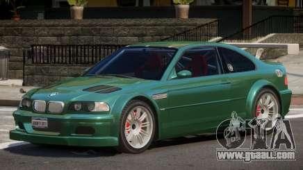 BMW M3 ST V1.0 for GTA 4