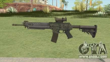 SG-553 Army Shine (CS:GO) for GTA San Andreas