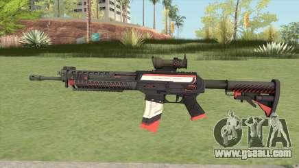 SG-553 Cyrex (CS:GO) for GTA San Andreas