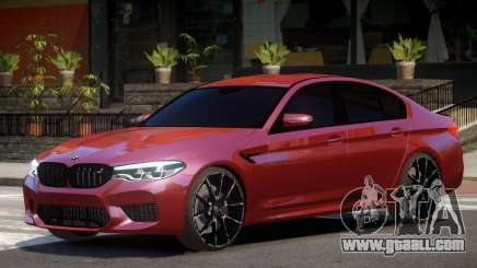 BMW M5 F90 Elite for GTA 4