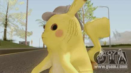 Detective Pikachu for GTA San Andreas