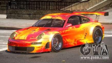Porsche GT3 RSR V1.1 PJ2 for GTA 4