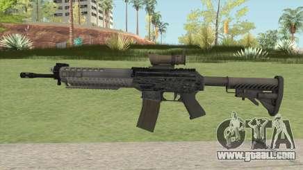 SG-553 Damascus (CS:GO) for GTA San Andreas