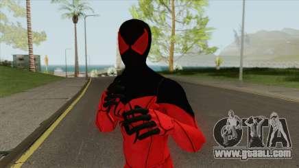 Spider-Man (PS4) V5 for GTA San Andreas