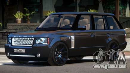 Range Rover Supercharged ST V1.0 for GTA 4