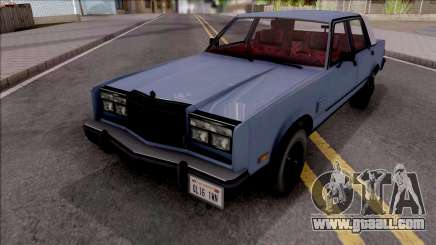 Chrysler New Yorker 1982 v2 for GTA San Andreas