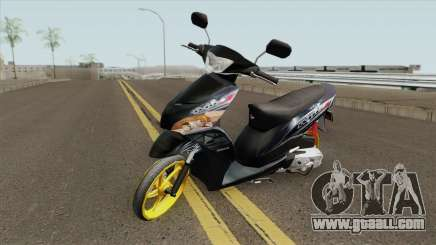 Yamaha Mio J Babylook for GTA San Andreas