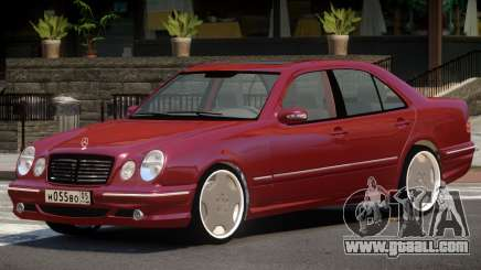 Mercedes-Benz E-class W210 V1.0 for GTA 4