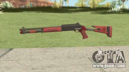 XM1014 Leather (CS:GO) for GTA San Andreas