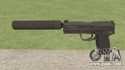 USP-T Suppressed (CS:GO) for GTA San Andreas