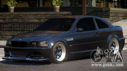 BMW M3 E46 ST for GTA 4