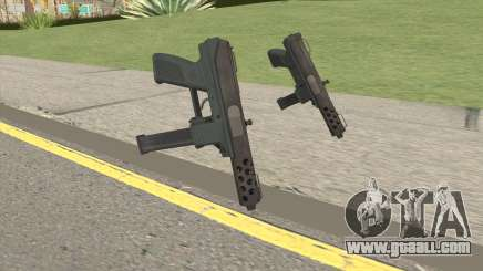 Tec-9 (CS:GO) for GTA San Andreas