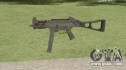 UMP-45 (CS:GO) for GTA San Andreas