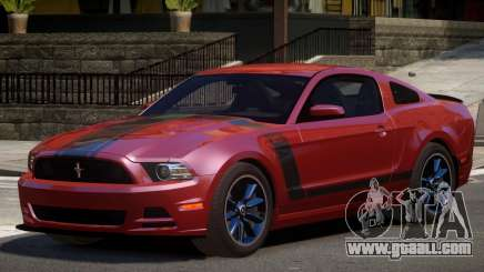 Ford Mustang RS V1.0 for GTA 4