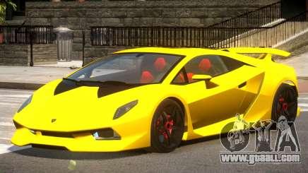 Lamborghini Sesto GT V1.0 for GTA 4
