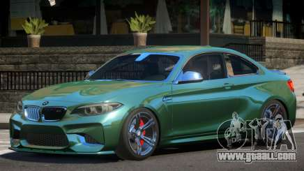 BMW M2 GT Sport for GTA 4