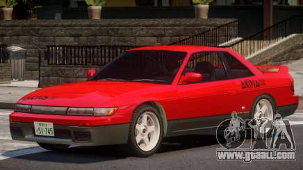 Nissan Silvia S13 ST PJ2 for GTA 4