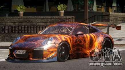 Porsche 911 GT-3 V1.0 PJ1 for GTA 4