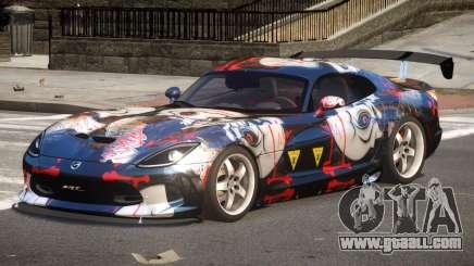 Dodge Viper GTS V1.1 P3 for GTA 4