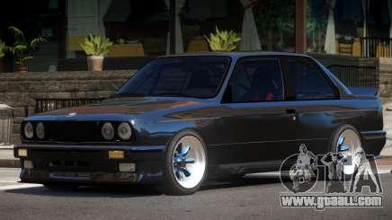 BMW M3 E30 Tuned for GTA 4