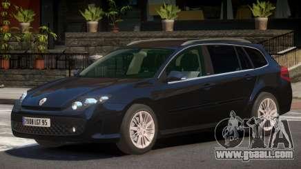 Renault Laguna 3 V1.2 for GTA 4