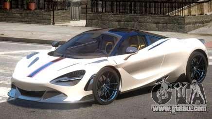 McLaren 720S Sport for GTA 4