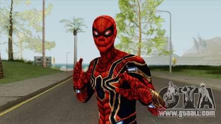 Spider-Man (PS4) V2 for GTA San Andreas