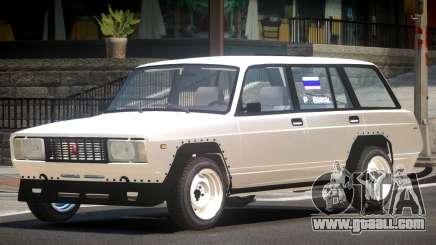 VAZ 2104 Custom for GTA 4