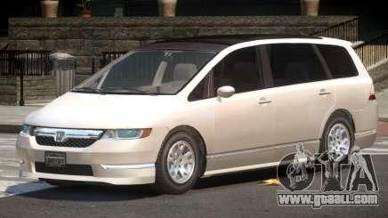 Honda Odyssey  V1.1 for GTA 4