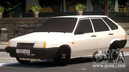 VAZ 2109 ST for GTA 4