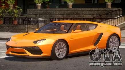 Lamborghini Asterion V1.0 for GTA 4