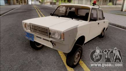2107 Bakili 026 Style for GTA San Andreas