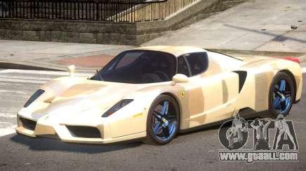 Ferrari Enzo ST PJ1 for GTA 4