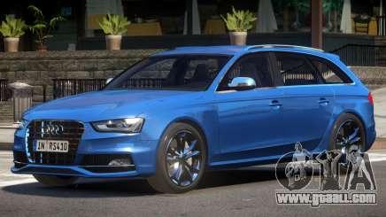 Audi S4 ST for GTA 4