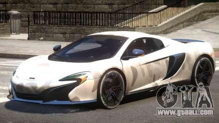McLaren 650S GT PJ1 for GTA 4