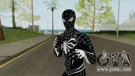 Spider-Man PS4 (Advanced Black Suit) for GTA San Andreas