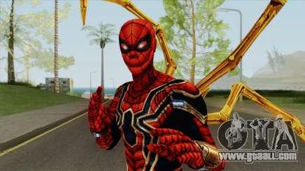 Spider-Man (PS4) V1 for GTA San Andreas