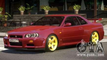 Nissan Skyline GT-Sport for GTA 4