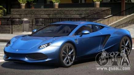 Arrinera Hussarya V1.1 for GTA 4