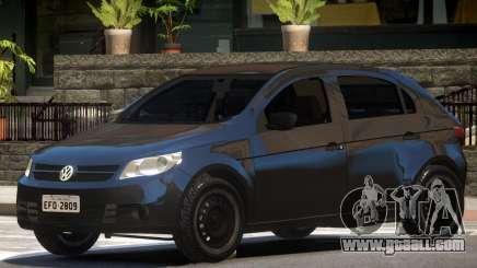 Volkswagem Gol 1.6 for GTA 4