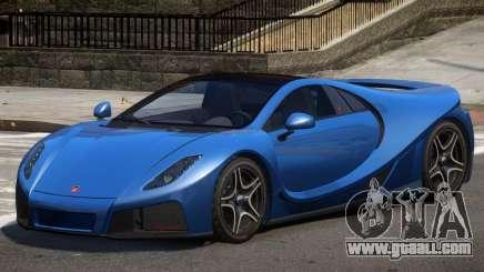 GTA Spano V10 for GTA 4