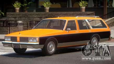 Oldsmobile Custom Cruiser V1.0 for GTA 4