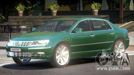 Volkswagen Phaeton V1.0 for GTA 4