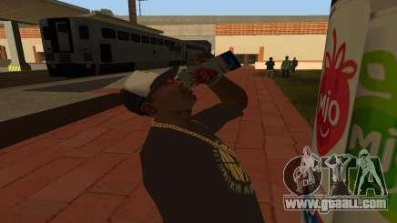 Mio Russia Can for GTA San Andreas
