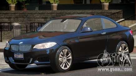 BMW M235i ST for GTA 4