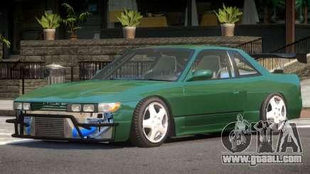 Nissan Silvia S13 Tuning V1.0 for GTA 4